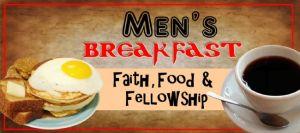 Mens-Breakfast